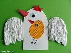 Výsledek obrázku pro velikonoční tvoření pro děti Spring, Cards, Handmade, Ms, Autumn, Carnavals, Crafting, Hand Made, Maps