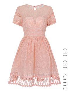Chi Chi Petite Monica Dress - chichiclothing.com