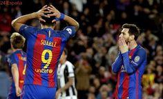 No hubo milagro, ni estuvo cerca: el Barça, eliminado de la Champions por la Juventus