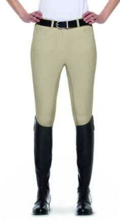 a19e459b003fb Buy Ariat Women s Olympia Zip-Front Regular Rise Full Seat Breeches -  10012571 at online store