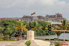 Monumento India Catalina - Cartagena