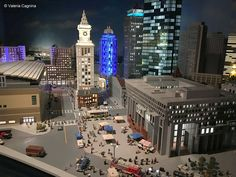 Divertirsi a Boston a Legoland Discovery Center