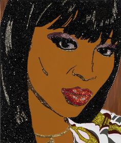 Art Spotting: Mickalene Thomas