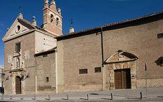 Convent Carmelitas de Abajo of Guadalajara