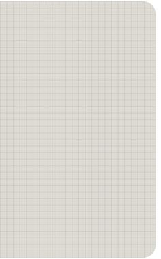 Squares 3 Pack of 5x8 Notebooks, 96 Pages