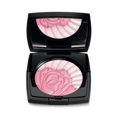 almost Too Pretty to Use. I love the shade of pink and the white would be a great highlighter! Who makes it?