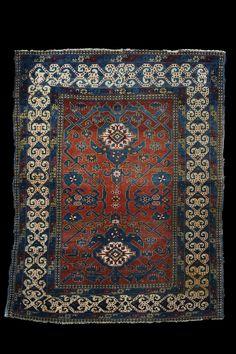 Avar/or Kumyk rug, Daghestan. 19th century, private collection
