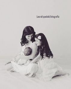 More love ! #family #photosession #barcelona #newborn