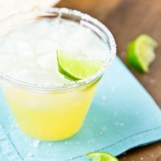 pineapple margaritas - must try this summer!