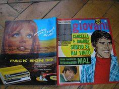 RIVISTA GIOVANI TV #21 1969 CLIFF RICHARD MORANDI PEGGY MARCH RINGO NINO FERRER | eBay