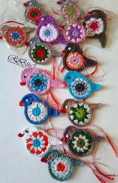 Your place to buy and sell all things handmade Make Your Own, Make It Yourself, How To Make, Ladybugs, Apples, Butterflies, All Things, Crochet Earrings, Buy And Sell