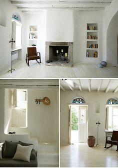 Casa en isla griega