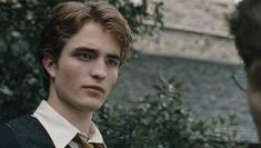Cedric Diggory is so bloody yummy. Edward Cullen? Don't be ridiculous. Robert Pattinson? Hell no, too miserable. But Cedric? *Sigh*
