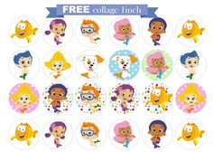 picture regarding Bubble Guppies Printable named 219 Least complicated Bubble Guppies Printables shots inside 2017 Bubble