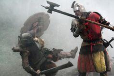 Empire Promo Pic Medieval Knight, Medieval Armor, Medieval Fantasy, Larp Armor, Knight Armor, Fantasy Armor, Dark Fantasy, Renaissance, Landsknecht