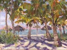 Beautiful Florida paintings for the Florida home by acclaimed Florida artist Carol McArdle Paintings For Sale, Original Paintings, Naples Beach, Illustration Art, Illustrations, American Art, Art Boards, Palm Trees, Wall Art Decor