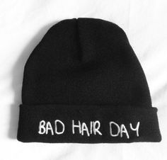 A hat for every day!