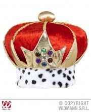 couronne royale Couronne Royale, Velours
