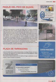 Hoy aparecemos en el simpatico callejero de Huesca AKI que nos explica, los significados y etimologías de nuestras calles.