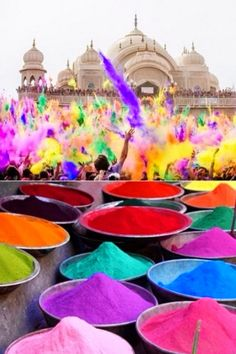 Holi Festival India | Destinations Planet