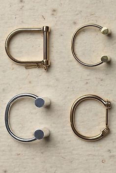 Oh I can't get enough of Celine lately. from Celine 2013 accessories collection via celine Hook Bracelet, Bangle Bracelets, Metal Bracelets, Jewelry Box, Jewelry Accessories, Fashion Accessories, Jewelry Design, Fashion Jewelry, Jewelry Making
