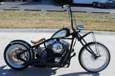Bobber in Custom Built Motorcycles