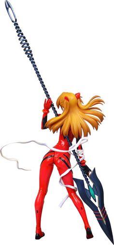 Crunchyroll - Asuka Langley Evangelion 2.0 1/8 Cold Cast Figure