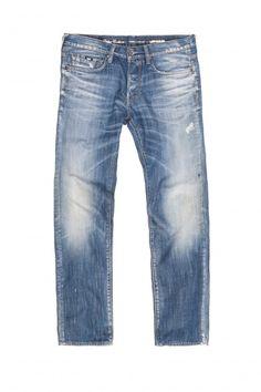 RAUL Y005 - Online Exclusive - Jeans - Man - Gas Jeans online store - Unique piece denim