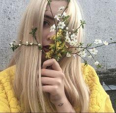 Imagem de flowers, yellow, and aesthetic