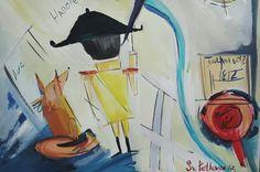 Фрагмент иллюстрации. 1812 Бумага/гуашь/акварель