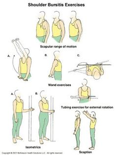 Physical therapy home exercise pictures