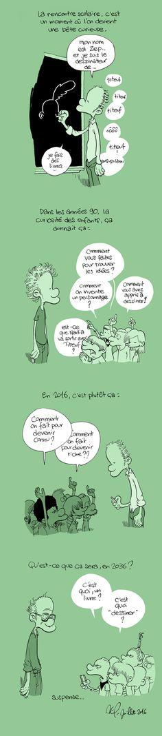 Le blog du dessinateur Zep sur Le Monde.fr