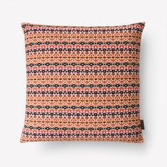 Maharam pillows feature celebrated textiles from the twentieth century and present day collaborations.