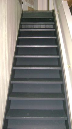 on pinterest basements painted cement floors and painted stairs