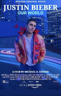 Original Movie, Justin Hailey, Justin Bieber Photos, Prime Video, Film, The Beverly, Our World, Photo And Video
