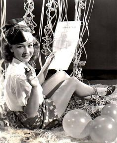 """Bonita Granville (1923 - 1988) Child actress, starred in a series of """"Nancy Drew"""" movies in the late 1930s"""