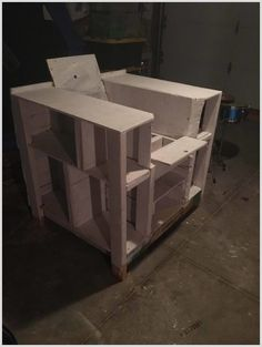DIY Crate Furniture Ideas Pictures Using Wooden Crates . Home and Family