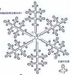 snowflake crochet 291