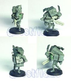 Inquisitor 28mm conversion.