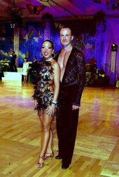 Millennium Dancesport Championships 2011 Dress designed by Radim Lanik