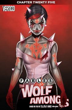 Fables: The Wolf Among Us (2014-) #25