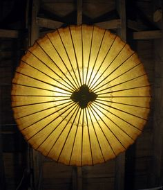 Picture of Hanging Umbrella Light  option to download instructions