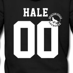 """""""HALE 00"""" - Hoodie (S Logo) 