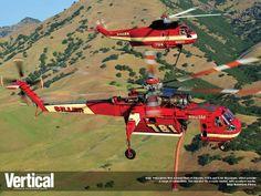 S61 and S64 Skycranes