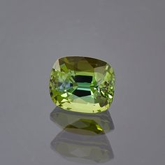 Superb Green Blue Bi-Color Zoisite Gemstone from Tanzania 3.55 cts