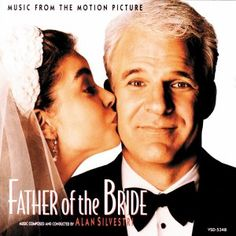 Father Of The Bride Soundtrack music CD album at CD Universe, Alan Silvestri, enjoy top rated service and worldwide shipping. Comedy Show, Comedy Movies, Picture Movie, I Movie, Alan Silvestri, Martin Short, Soundtrack Music, Happy Song, Cd Album