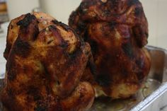 Father's Day Lunch - Menu - Beer Can Chicken http://www.milkmaiddesigns.com/2016/06/20/mad-for-plaid-fathers-day-tablescape/