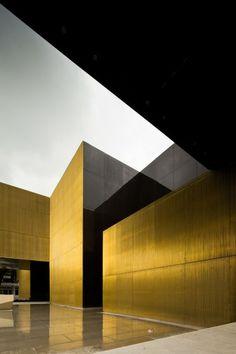 Platform of Arts and Creativity in Guimaraes  Pitagoras Arquitectos