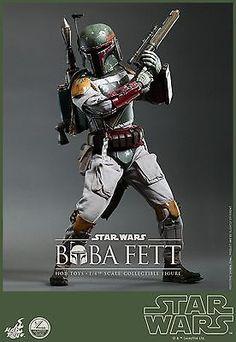 Hot Toys 1/4 QS003 – Star Wars: Episode VI Return of the Jedi Boba Fett IN STOCK