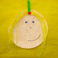 Self-Portrait Activity: All About Me Theme
